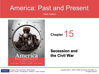 Chapter 15 Summary (Powerpoint)