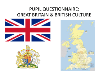 Stereotypes Great Britain