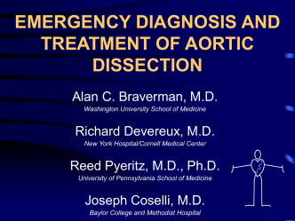Aortic Dissection PP Presentation
