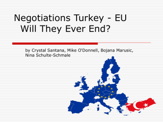Turkey: Advantages and Disadvantages for Entering the EU