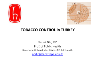 TOBACCO CONTROL in TURKEY