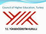 Council of Higher Education Turkey