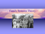Family Systems Theory PowerPoint