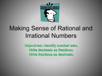 Lesson 5.5: Rational Numbers and Decimals