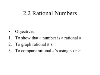 2_2 Rational numbersTROUT09