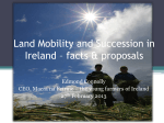 Land Mobility and Succession in Ireland