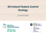 All-Ireland Chalara Control Strategy (Microsoft PowerPoint, 492 Kb)