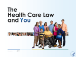 English-General Health Care Law Slides-Final