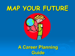 Map Your Future PowerPoint - Florida Department of Education