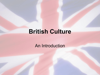 Lang and Culture Intro PowerPoint