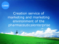Creation service of marketing and themarketing environment