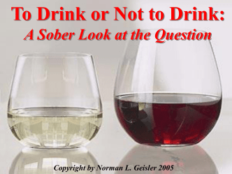 Ten Reasons not to Drink Alcohol
