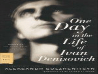 One Day in the Life of Ivan Denisovich (1961)