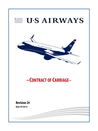 –CONTRACT OF CARRIAGE–