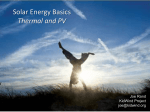 Basics of Solar PPT