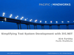 Simplifying Test System Development with IVI.NET