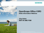 OpenScape Office V3R3 Highlights Webinar