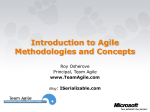 Download Agile Methodology PPT