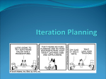 Iteration Planning Workshop - Agile Austin