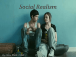 Social Realism Research Powerpoint