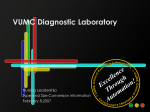 VUMC Diagnostic Laboratory