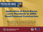 Davis-Bacon Requirements for Certain Tax