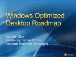 Dynamic Desktop With Windows Client Solutions