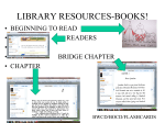 Databases: E-books, Audiobooks, Digital Resources