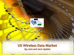 US Wireless Market - Mid Year Update