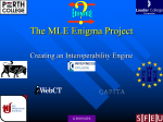 The MLE Enigma Project