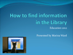 How-to-find-information-in-the-Library