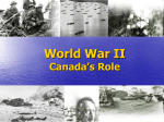 Canada and WWII Battles_lesson