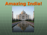 Amazing India! - Region 4 Education Service Center