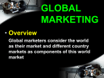 Global Marketing (ppt)