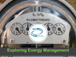 Introduction to Energy Management power point presentation