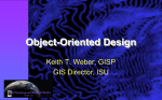 7-Object Oriented Design (PPT)
