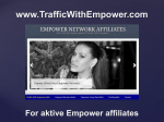 Empower Network Power Point English