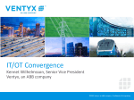 Benefits of the IT/OT Converged Enterprise