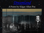 Dreamland A Poem by Edgar Allan Poe