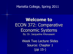 Week 2 Lecture Slides - MCIS
