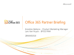 Office 365 - Download Center