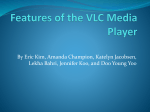 Features of the VLC Media Player Video and Playback Toolbar