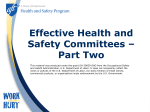 PPTX - Occupational Safety and Health Administration