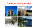 The Russian Federation is the largest country in