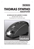 Thomas SYNTHO Aquafilter