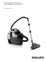Philips FC 6844 Vacuum Cleaner User Guide Manual Instruction