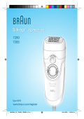 Xpressive - Braun Consumer Service spare parts use instructions