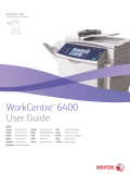 WorkCentre ® 6400 Color Multifunction Printer