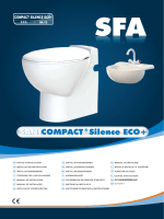 SANICOMPACT Silence ECO+