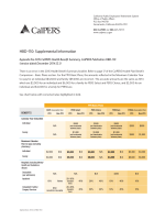 2015 Health Benefit Summary - CalPERS On-Line